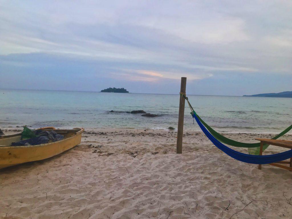 beaches of 4km beach cambodia