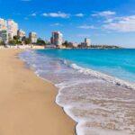 San Juan Beach, Alicante, Spain – Ebb and Flow