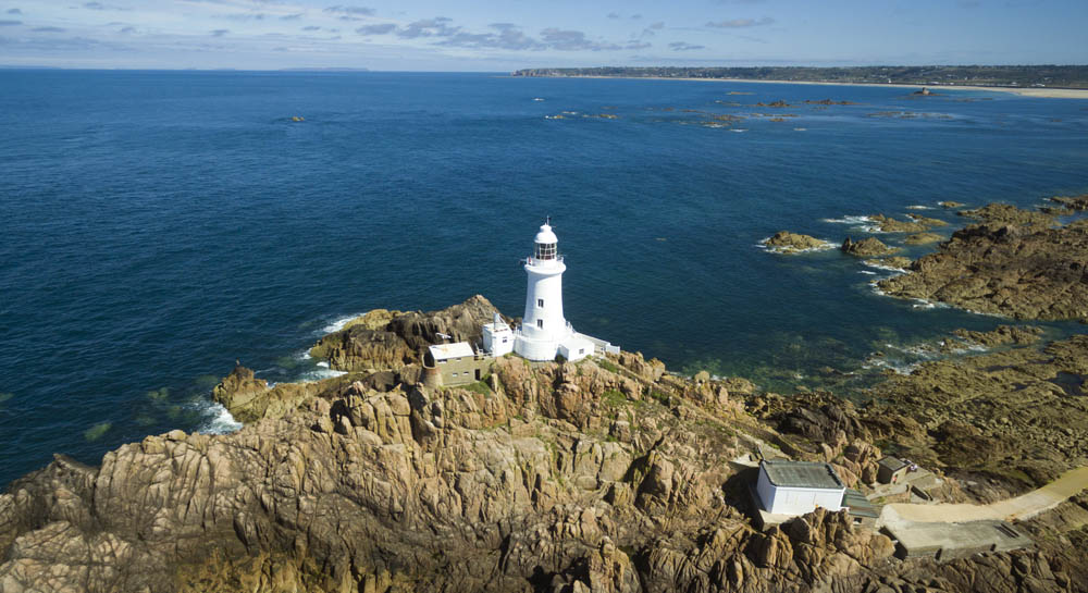 CB Corbiere Lighthouse close up