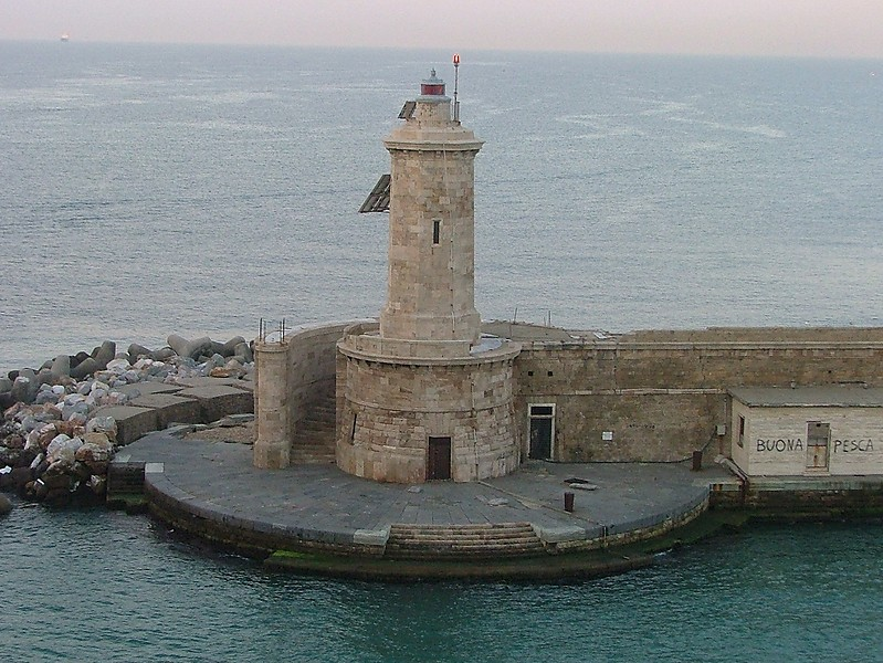 livorno lighthouse