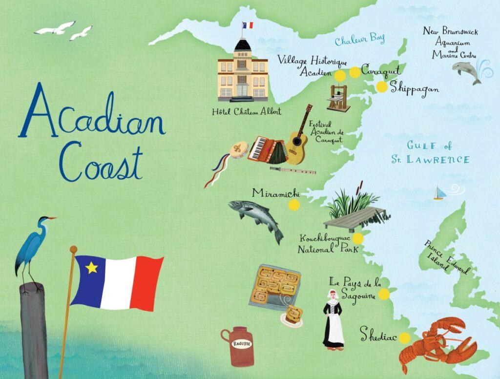 Acadia Canada