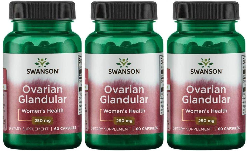 Swanson Ovarian Glandular Women's Hormone